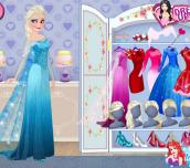 Hra - Elsa's Valentine's Little Cupid