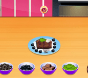 Hra - Berry Cheesecake: Sara's Cooking Class