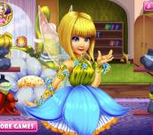 Hra - Tinker Bell's Tiny Spa