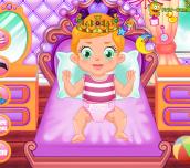Hra - Elsa Babysitter