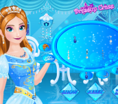 Hra - Anna's Frosty Makeup