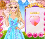 Hra - Rapunzel's Cherry Blossom Outfits