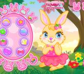 Hra - CuteBunnyDressUp