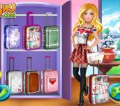 Hra - BarbieTravellingExpert