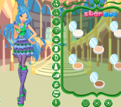 Hra - WinxClubFloraSeason5Outfits