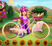 Hra - GirlsFixItRapunzel'sBicycle
