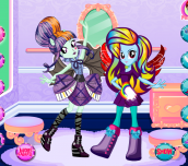 Hra - Equestria Girls Fashion Rivals