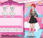 Hra - Disney Fashionistas Online