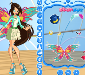 Hra - Winx Club Bloom Season 6 Outfits