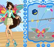 Winx Club Bloom Season 6 Outfits