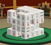 Hra - Mahjongg 3D