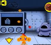 Hra - MonkeyGoHappyStage1