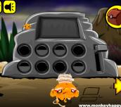 Hra - Monkey Go Happy Stage 4