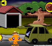 Hra - MonkeyGoHappyStage12