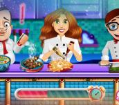 Hra - Master Chef Slacking