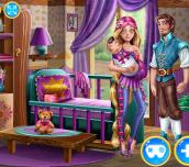 Hra - RapunzelAndFlynnHappyFamily