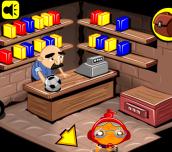 Hra - MonkeyGoHappyStage22