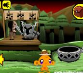 Hra - MonkeyGoHappyStage21