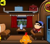 Hra - MonkeyGoHappyStage25