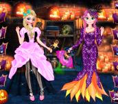 Hra - HalloweenPartyDressUp
