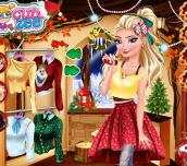 Hra - Princesses In Christmasland