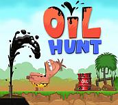 Hra - Oil Hunt
