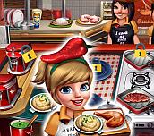 Hra - Cooking Fast 4 Steak