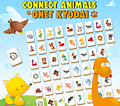Hra - Connect Animals Onet Kyodai