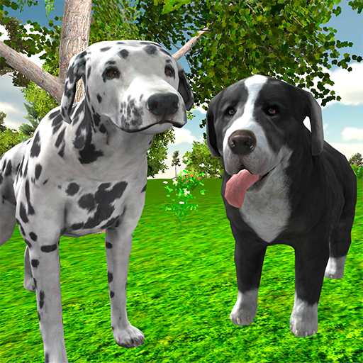 Hra - Dog Simulator 3D