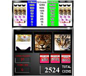 Hra - Cats Slot Machine