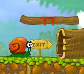 Hra - Snail Bob 2