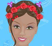 Hra - BarbieMakeover
