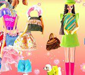 Hra - BarbieMiniDressup