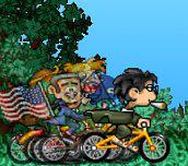 Hra - CycleScramble