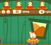 Hra - Garfieldavejce