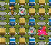 Hra - Tom and Jerry Bomberman