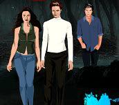 Hra - Twilight líbání