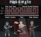 Hra - Punk-O-Matic