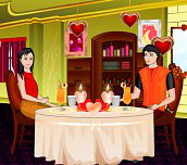 Hra - RomanticDinnerDecoration