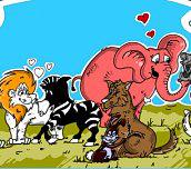 Hra - Animal in Love