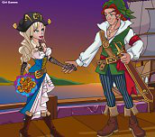 Hra - PirateBride