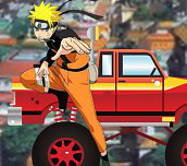 Hra - NarutoMonsterCar2