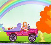 Hra - Barbie Transport
