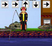 Hra - Bass Fishing Hero