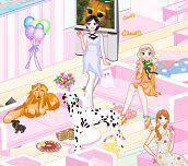 Hra - Postav psí salon