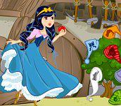 Hra - Sněhurkaoblíkačka