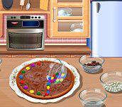Hra - ČokoládováPizza