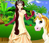 Hra - Princezná s koníkom