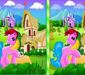 Hra - PonySpotTheDifference