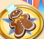 Hra - GingerbreadDecoration